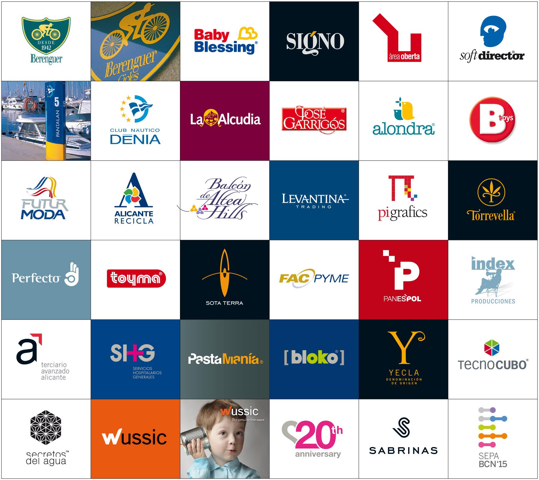 01 Logos 1990-2015