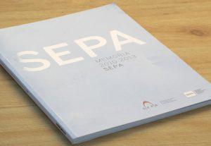 Memoria cuatrienal SEPA